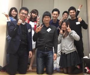 「チームワークトランプゲームGIFT」 (松林 夕夏子) 第2回目 Cluster Of Stars ワクワク学び体験の場