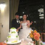 【祝】とってもステキな結婚式を、ありがとう(^o^) ドリプラ名古屋2016プレゼン麻美ちゃんの結婚式️無事に動画も流れ、一安心( ^ω^ ) 感動とホッコリするとても素晴らしい結婚式(^o^)でした️ #名古屋 #結婚式 #結婚式場 #ドリプラ名古屋 #プレゼンター #結婚 #カワブン #カワブンナゴヤ