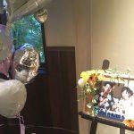 【祝】ドリプラ名古屋2016プレゼンターで、はまっちょがパートナー支援者した麻美ちゃんの結婚式️今から始まります(^o^)ワクワク 映像の支援をしたので、ちゃんと流れるかも( ^ω^ )ドキドキ #名古屋 #結婚式 #結婚式場 #ドリプラ名古屋 #プレゼンター #結婚 #カワブン #カワブンナゴヤ